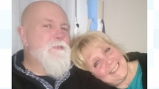 Couple killed in Sanquhar motorbike crash named