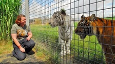Mother pays tribute to keeper killed by tiger at Hamerton Zoo