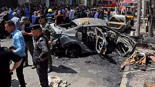 At least 24 killed and dozens injured in Baghdad bomb attacks