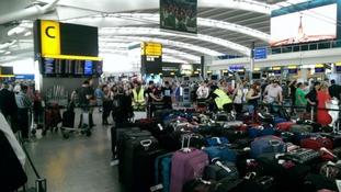 Disruption at BA