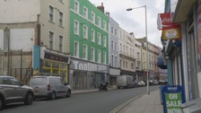 Investigation after toddler falls from third floor Folkestone flat