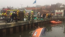 'Busiest ever' bank holiday weekend for RNLI rescues