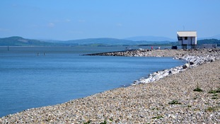Morecambe in May sunshine CHRIS COATES