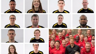 Invictus Games 2017: Prince Harry unveils West Country athletes