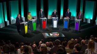 ITV Wales leaders debate