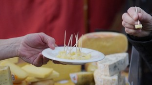 The British Cheese Awards: what makes a winner?