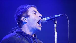 Liam Gallagher dedicates first solo concert to Manchester attack victims