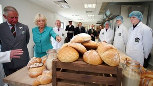 prince and duchess of cornwall