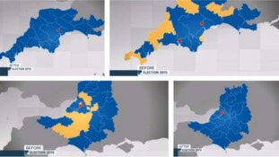 The Lib Dems were wiped out in the West Country following the 2015 General Election