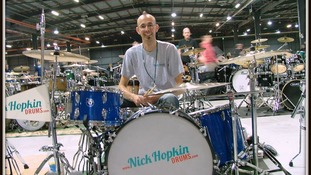 Nick Hopkin Drums