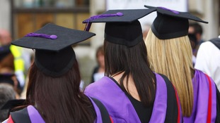 University apologises after asking female students to wear 'low-cut' tops to graduation