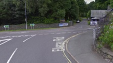 The collision happened at the junction of Elleray road and Ambleside road