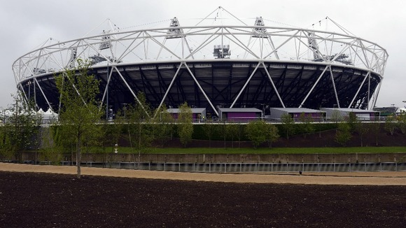 The 2012 Games legacy plans have been labelled &#x27;very ambitious&#x27;.