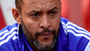 Nuno Espirito Santo is the club's fourth manager in 10 months.