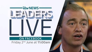 ITV News Leaders Live
