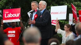 Jeremy Corbyn challenges Theresa May to Cambridge debate