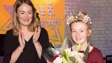 12-year-old Isla Cooper was crowned the winner of the Maidens of Music competition