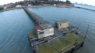 The scheme hopes to see the pier become a community asset.