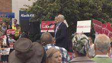 Jeremy Corbyn visit