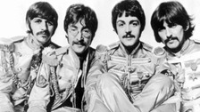 pic of the beatles