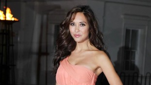 Myleene Klass arrives to attend 'A Night of Heroes: The Sun Military Awards'