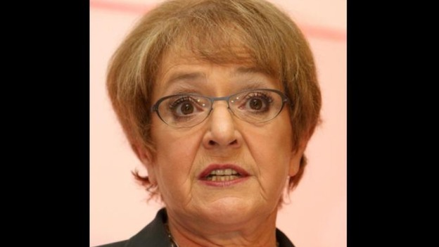 Labour MP for Barking, Margaret Hodge