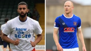 Kennedy and Nabi sign new contracts at Carlisle United