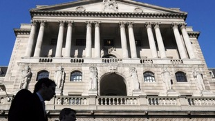 Bank of England staff balloted on taking industrial action over 'derisory' pay rise