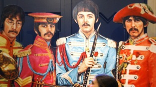 Beatles fans mark 50 years since release of Sgt Pepper's Lonely Hearts Club Band