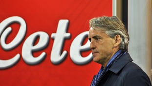 Mancini becomes new manager at Zenit