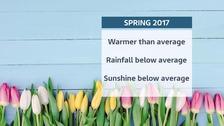 Spring 2017 Statistics