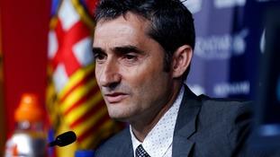 Valverde relishing Barcelona challenge