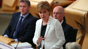 Pre-election First Minister's questions far from heated
