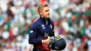 Jason Roy failed again.
