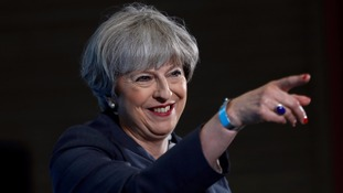 Theresa May reveals risky migration target timescale