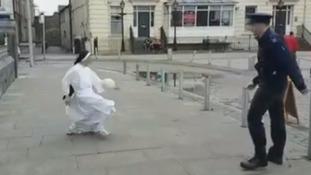 Go sister go!