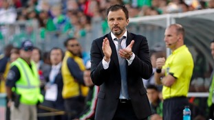 Former Spurs coach Anthony Hudson: New Zealand are going to Russia to make an impact