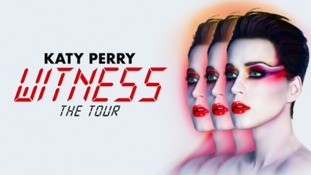 Katy Perry tour to make Newcastle arena stop