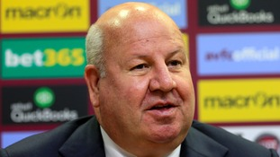 The Chief Executive of Aston Villa Football Club, Keith Wyness