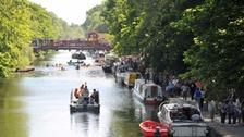 River Soar, Leicester