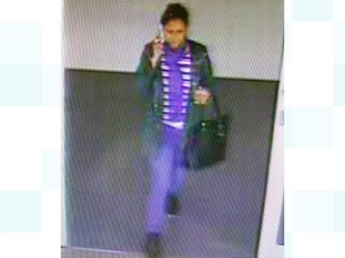 This woman is wanted for questioning in relation to a man getting pick-pocketed in Carlisle