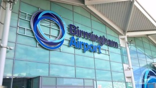 Travel 'chaos' for holidaymakers at Birmingham airport