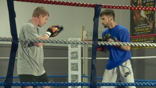 Lee Haskins prepares for 'tricky' world title defence fight