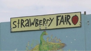 The theme for this year's fair is fairy tales.