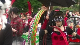 Police say there is no intelligence to suggest there is any threat to Cambridge's Strawberry Fair.