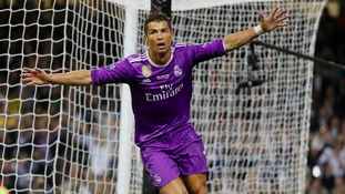 Real Madrid defeat Juventus in Champions League final as Cristiano Ronaldo scores two