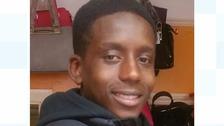18-year-old Yusef Sonko was shot dead on Lodge Lane