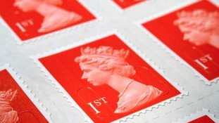 Royal Mail celebrates 'Queen's head' stamp design with new issue