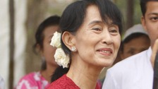 Aung Sang Suu Kyi