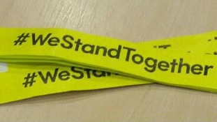 GMP are warning of people selling fake wristbands for the gig